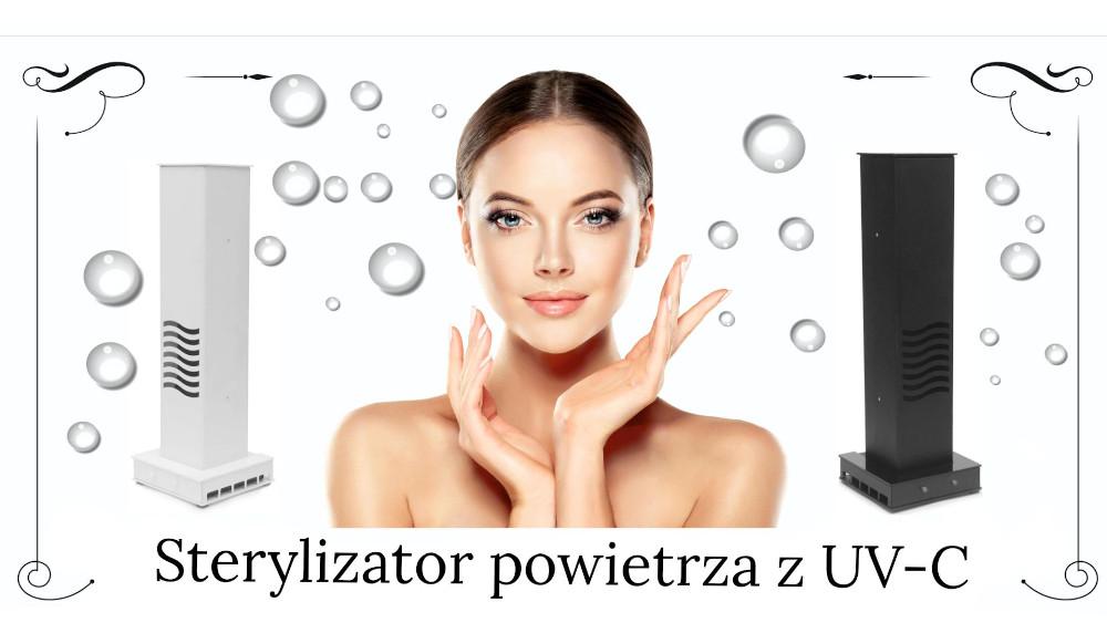 LUFTSTERILISATOR UV-C